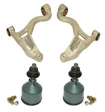 Front Lower Control Arms Ball Joints Bushings LH + RH for Jaguar S-TYPE SET 4