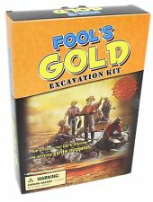 Fool's Gold Panning Dig It Out Prospector Excavation Kit