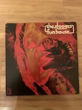 The Stooges - Fun House Lp EKS-74071 Rare! Read Condition Iggy Pop