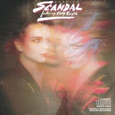 Scandal Featuring Patty Smyth - Warrior - CD album 1984