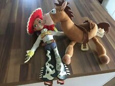 toy story jessie and bullseye