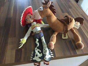 toy story jessie and bullseye