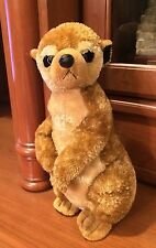"Prairie Dog Meercat Aurora 12"" Soft Plush Stuffed Animal"