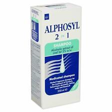 Alphosyl 2 in 1 Medicated Shampoo (250ml)