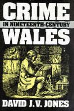 Crime in Nineteenth-Century Wales by Jones, David J. V.