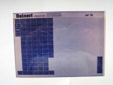 Yamaha FZR 600_H_N_M_1993 Microfilm Catalogo ricambi Pezzo di Listello