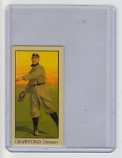 Sam Crawford, Detroit Tigers HOFer Monarch Corona T206 Centennial reprint #30