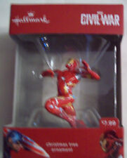 Hallmark Marvel CIVIL WAR Captain America New in Box