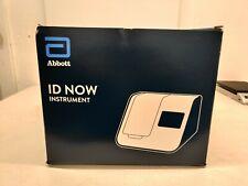 NEW Abbott ID NOW Rapid Test Analyzer Instrument