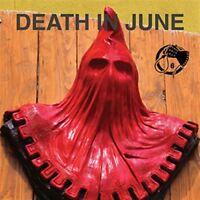 DEATH IN JUNE Essence! LP Translucent Pink VINYL 2018 LTD.700
