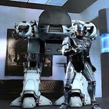 1/6 Robocop Diorama-Ideal Para Hot Toys 1/6 Robocop MMS262 MMS202 ED-209