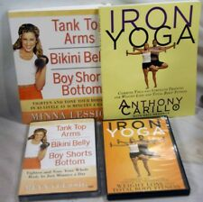 Iron Yoga and Tank Top Arms (Books & Dvds)