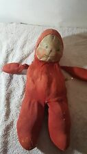 "vintage cloth Kewpie 14"" doll"