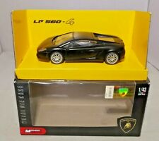 "MONDO MOTORS - 1:43 DIECAST - LAMBORGHINI LP 560-4 ""BLACK"" - NEW & BOXED"