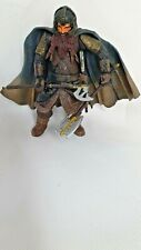 Lord of the rings action figure Gimli Rohan Armor Toybiz rare completely