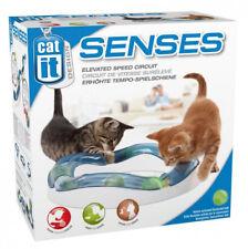 Catit Speed Circuit Interactive Senses Play Toy