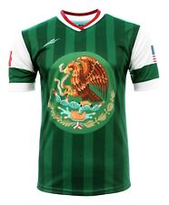 Men's Jersey Mexico and USA Arza Design 100% Polyester