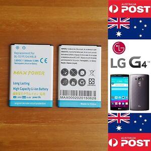 LG G4 MAXPOWER High Capacity Battery BL-51YF 3600mAh Good Quality - Local Seller