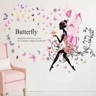 Romantic DIY Girl Removable Wall Art Sticker Vinyl Decal Room Home Mural Decor