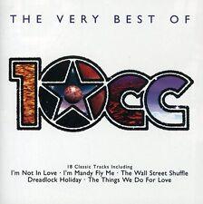 10cc - Very Best of 10CC [New CD] Australia - Import