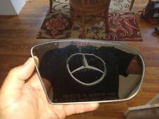 2003-2007 Mercedes C230 C320 E500 Passenger side mirror glass 41-3133-454