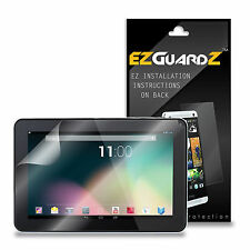 "1X EZguardz LCD Screen Protector Skin Shield HD 1X For TMax 9"" HD Tablet (Clear)"