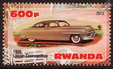 1950 LINCOLN COSMOPOLITAN Car Automobile Mint Stamp (2013)