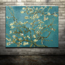Vincent Van Gogh Copy Oil Paintings On Canvas Blossoming Almond Tree Wall Decor