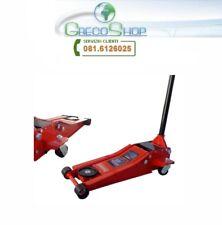 Cric/Sollevatore/idraulico a carrello 3T/3000Kg profilo extrabasso - Mod. A