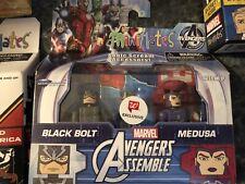 Marvel Avengers Mini Mates Black Bolt & Medusa
