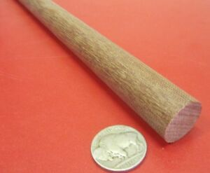"Phenolic Garolite Micarta CE Canvas Rods .750 (3/4"") Diameter x 48"" Long"