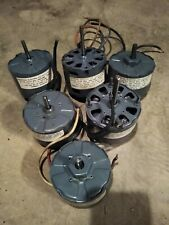 6 Small Electric Motors Universal Electric Owosso Mi 01 To 04 Hp