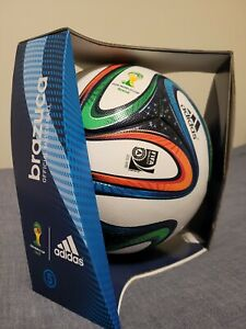 2014 Adidas Brazuca Official Match Ball Size 5 BRAND NEW