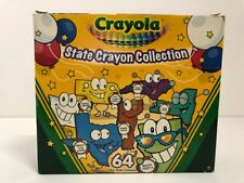 Crayola - State Crayon Collection 64 Count Limited Edition