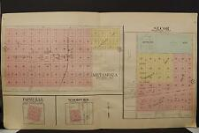 Illinois, Woodford County Map, 1912 Metamora, Secor O1#95