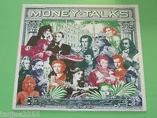 Money Talks - same s/t New Frontier Brave Young Boy - NM Curb Records 1990 LP