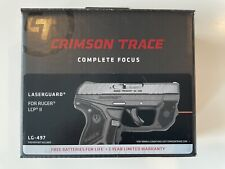 Crimson Trace Laserguard Lg-497 for Ruger Lcp Ii