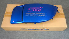 Subaru STi Fog Light Lamp LEFT Blue Cover Bezel Impreza 02-05 Blobeye Foglight