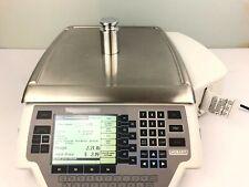 Hobart Quantum deli/retail scale w/ label printer, Free shipping, same day