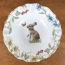 """Pier 1 Imports Sofie The Bunny 10"""" Serving Bowl"""