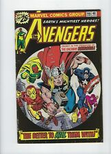 Avengers #146   Very Good+ (4.5)   No Comics Code Authority Seal on Cover
