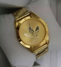 ca6bd5a54 Reloj Adidas dorado oro unisex deportivo sport elegante casual regalo