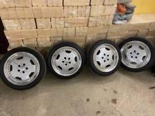 """Super rare Mercedes w124 """"Hammer"""" AMG Aero 3PC Wheels"""