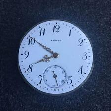 Vintage 43.6Mm Lancet Hunting Case Pocketwatch Movement