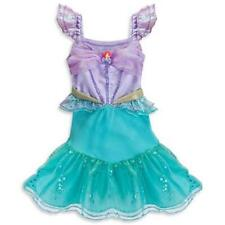 NEW DISNEY STORE MERMAID ARIEL COSTUME DRESS UP BABY 6-12 MONTHS 6M 12M