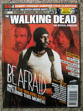The Walking Dead Official Magazine #6 Nov/Dec 2013 Brand NEW Sonequa M Green