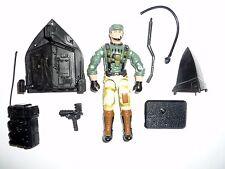 GI JOE SGT LIFELINE Action Figure Anti Venom Task Force TRU COMPLETE C9+ v1 2004