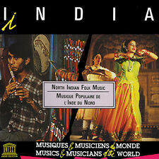 Various Artists - India: North Indian Folk Music [New CD]
