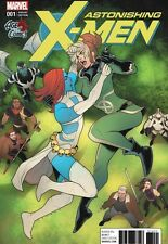 ASTONISHING X-MEN 1 ELIZABETH TORQUE AGE OF COMICS VARIANT