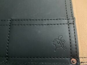 Saddleback leather Portfolio medium Black